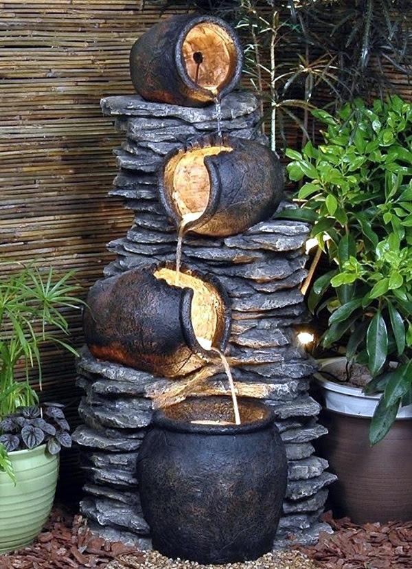 Relaxing Indoor Fountain Ideas (33)