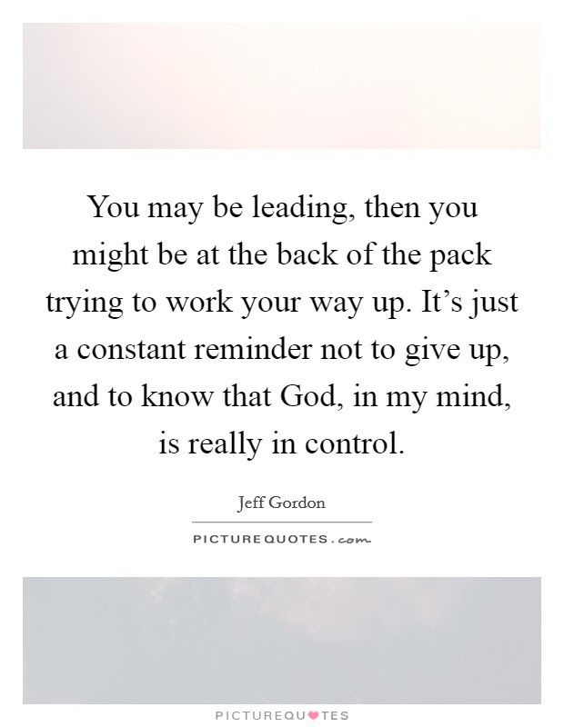 Giving Control To God Quotes Sayings Giving Control To God