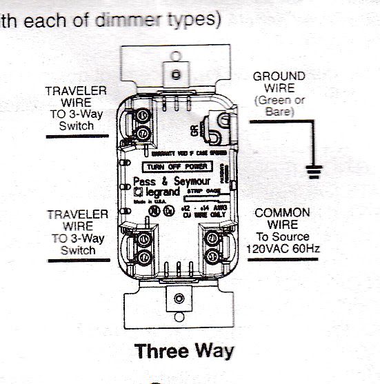 34 Pass And Seymour 3 Way Switch Wiring Diagram