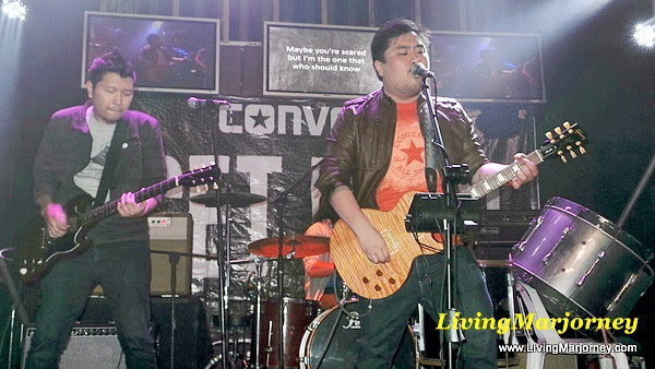 "Winners of Converse ""Get Laud"" Band Competition"