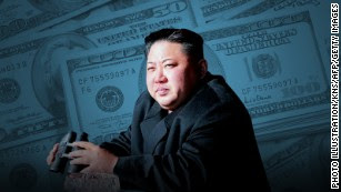 US targets Chinese, Russian entities funding North Korea's nukes