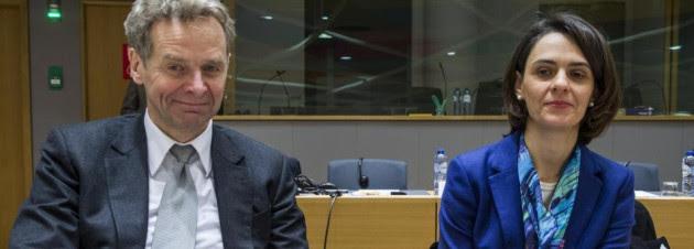Eurogroup Live - Ντάισελμπλουμ: Επιστρέφουν οι θεσμοί στην Αθήνα - Δεν υπάρχει πολιτική συμφωνία