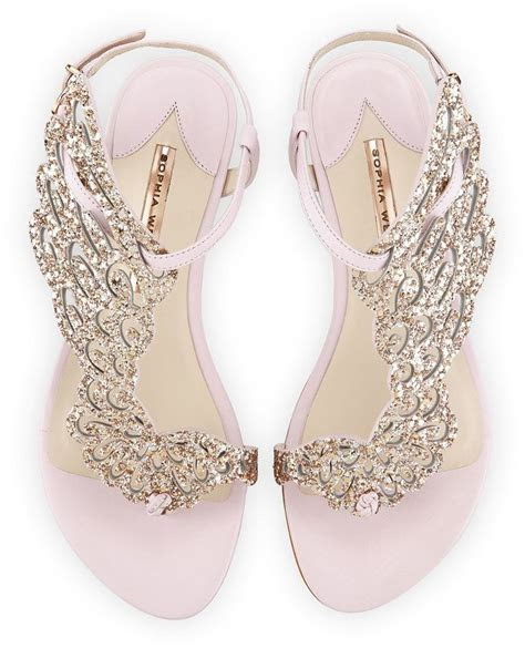 angel wing flat sandals style fabulous flats