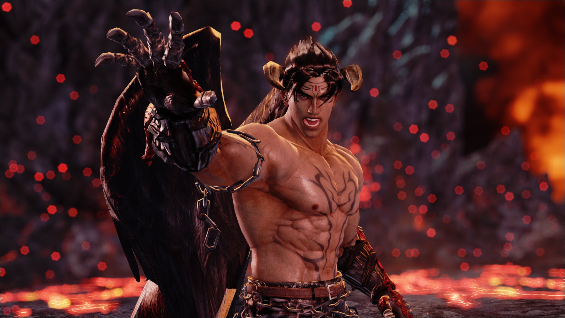 Tekken 7 is nearly here, have a look at its cast minus Roger Jr. screenshot