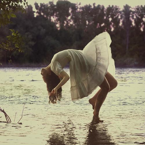 deliverance por Amy Ballinger