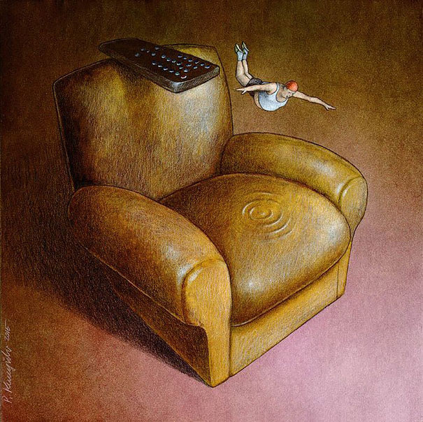 AD-Satirical-Illustrations-Show-Our-Addiction-To-Technology-53