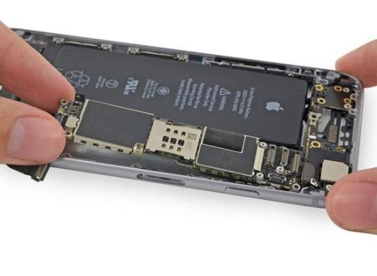 How to Recover Data from a Dead iphone Motherboard