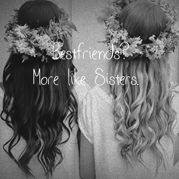 Best Friends Are Like Sisters Quote Quote Number 567477 Picture