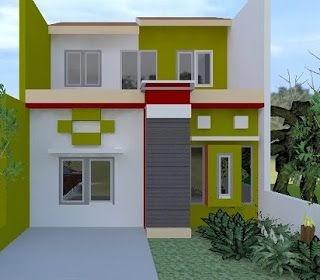 7+ Kombinasi Warna Cat Rumah Yang Cantik Terbaru - Desain ...