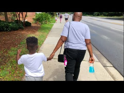 I ALMOST LOST MY NEPHEW | VISITING MY NEPHEWS FIRST SCHOOL | PAIGES OKRA...