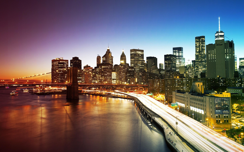 New York City Manhattan Bridge Wallpapers | HD Wallpapers ...