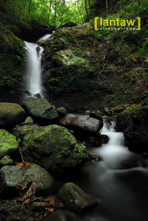 Maligligay Falls Downstream
