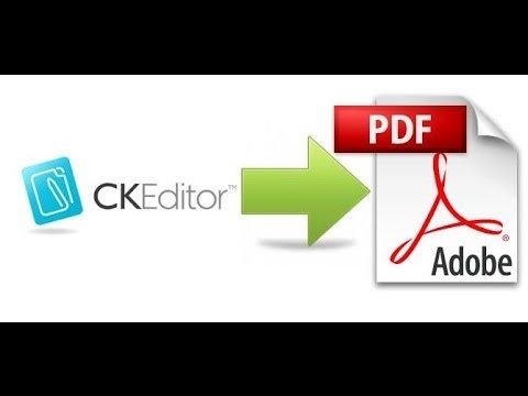 TechWorld3g: CKEditor export to pdf in PHP (using mPDF)