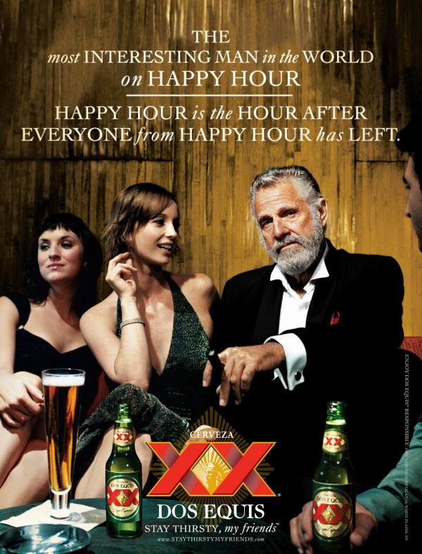 Most Interesting Man In The World Quotes Dos Equis Traffic Club