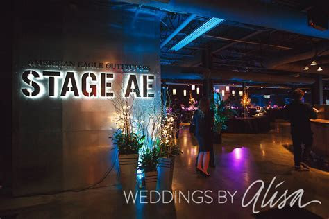 STAGE AE WEDDING RECEPTIONS