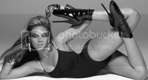 Beyoncé: 'I am Sasha...Fierce' promo shot