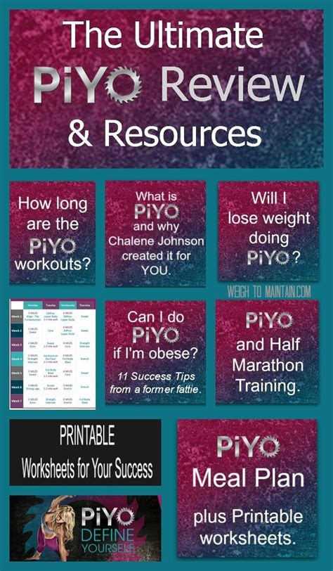 ultimate piyo review  guide piyo beachbody piyo