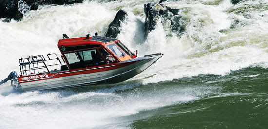 Northwest Aluminum Boat Manufacturers ~ wide beam canal boat plans