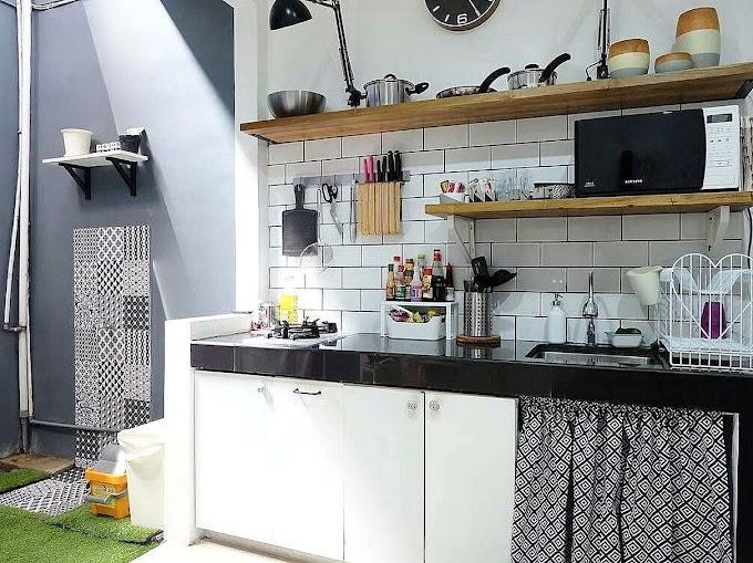 Interior Dapur Rumah Klasik | Ide Rumah Minimalis