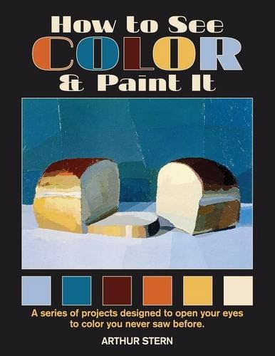 Book Review How To See Color And Paint It Parka Blogs