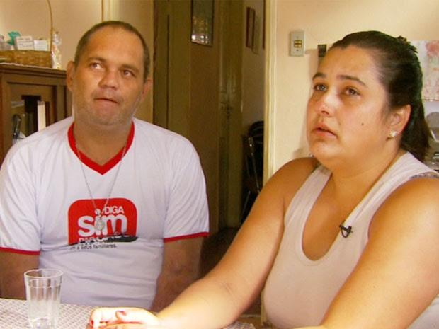 Tonico e a esposa falam da luta da espera por um rim em MG (Foto: Reprodução EPTV / Tarcísio Silva)