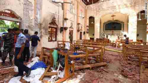 Image result for Watch: Muslims invade the church attack worshipers and beat the priest in Indonesia