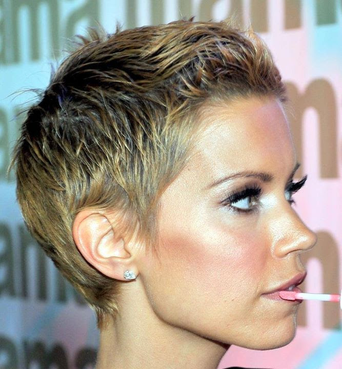 34 Womens Haircut With Clippers