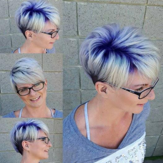 Frisuren Graue Haare Mit Brillen Halblang Moderne Clm Căutați ûi