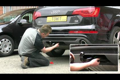 Audi Q7 Tow Bar Electrics