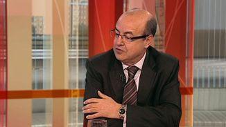 El nou president del Tribunal Superior de Justícia de Catalunya, Jesús María Barrientos
