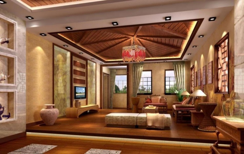 beam ceiling design