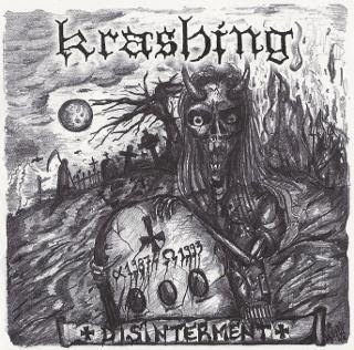 Krashing - Disinterment 1987-1993