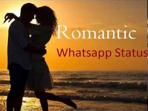 romantic whatsapp status  cute girlfriend