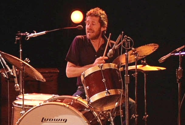 Image result for the band live levon helm