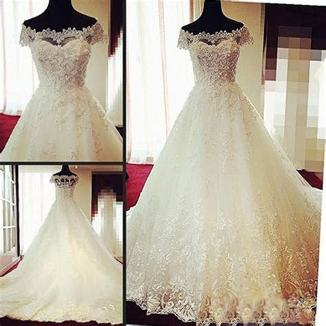25  best ideas about Lace wedding gowns on Pinterest