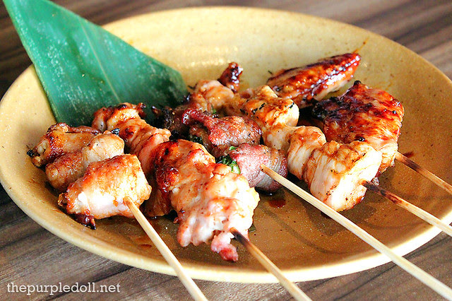 Assorted Skewers P295