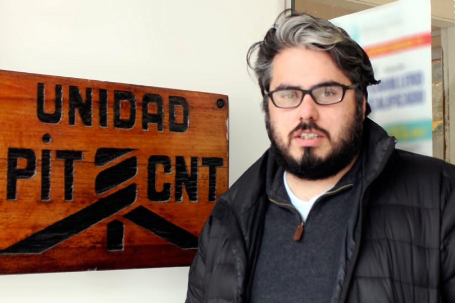 """Pereira (FFSP): """"Proyecto de Bordaberry y Heber es neoliberal – dictatorial y va contra los trabajadores"""""""