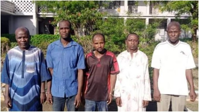 NEWS: Kano State Police Arrest 5 Suspects For Sodomizing Teenager