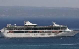 Tempestade provoca pânico a bordo de navio de cruzeiro com brasileiros