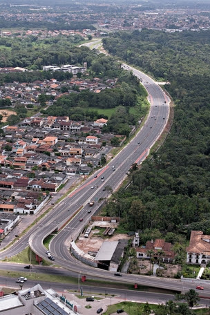 Belém (Foto: Oswaldo Forte/O liberal)