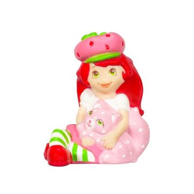 Strawberry Shortcake - Strawberry Shortcake & Custard