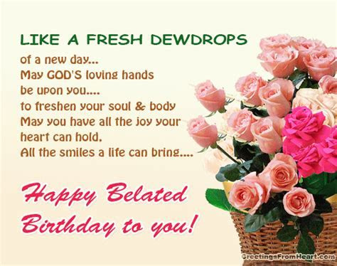 Belated happy birthday greetings,late birthday wishes,gifs