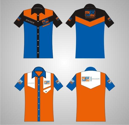 Contoh Baju Seragam Batik Sekolah: Contoh Proposal Usaha Baju Batik Fashion