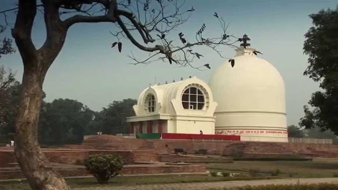 India Bangun Bandara Internasional di Kushinagar untuk Ziarah Buddhis oleh - ajaranbuddha.xyz