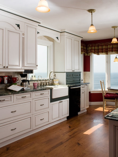 Newest 12+ Kitchen Cabinet Valance Designs