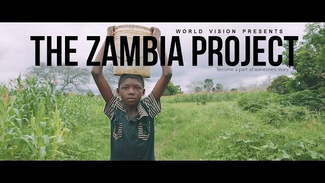 POGLEDAJTE ŠTA SE DESI KAD DJECA U ZAMBIJI PRVI PUT DOBIJU ČISTU VODU