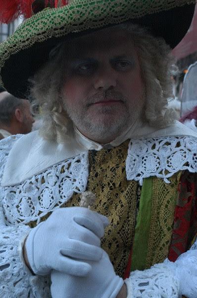 Moschettiere - Carnevale di Venezia