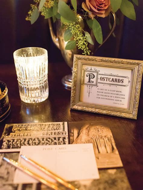Stephanie & Chris: A Glamorous Prohibition Themed Wedding
