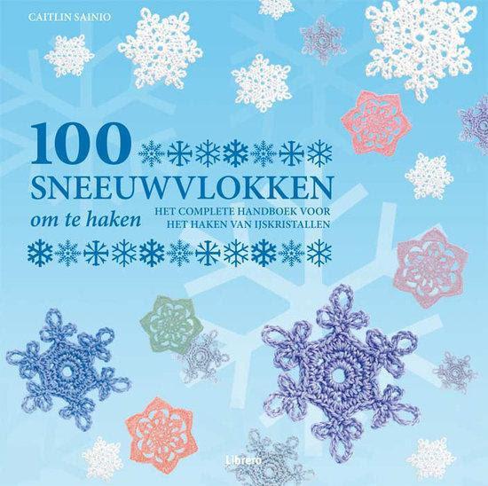 100 Kerstversieringen Breien/Sneeuwvlokken Haken (Wt)