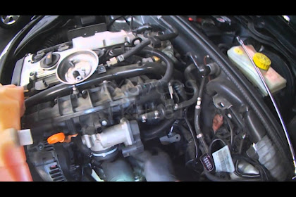 2008 Audi A4 Oil Filter Housing Replacement